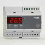 ST 129 - contrôleur de température MODULAIRE pour rail DIN