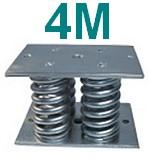 Série 4M - 600 à 2200 kgs