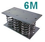 Série 6M-  900 à 3300 kgs