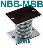 Série N BB - 10 à 350 kgs
