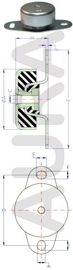 SB série SCM-2 NR