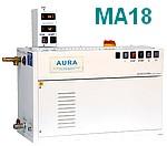Générateurs de vapeur MA 18 - INOX - Gamme  PRO et SEMI-PRO - Pour hammams de 9 à 20 m3