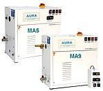 Générateurs de vapeur MA 5 et MA 9 - INOX - Gamme  PRO et SEMI-PRO - Pour hammams de 4 a 10 m3
