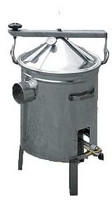 CUVE CHAUFFAGE GAZ RAPIDE - 35-50-70-90 litres