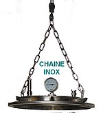 CHAINES et MAILLONS INOX 316