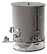 CUVE EAU CHAUDE ELECTRIQUE  - 100 à 800 litres