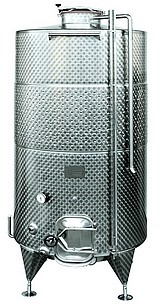 CUVES INOX stockage