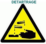 DETARTRANT pour générateur vapeur