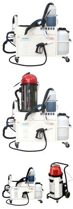 STEAMCARpower PRO 1  - 6 KW - Mono 230V / TRI 400 V