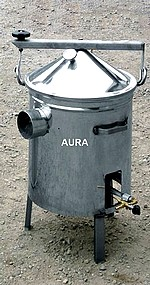 CUVE D' EBULLITION GAZ 35-50-70-90 litres