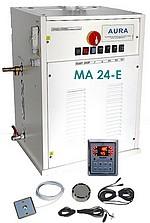 Générateurs de vapeur MA 24E - INOX - Gamme  PRO et SEMI-PRO - Pour hammams de 15 à 40 m3