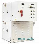 GENERATEUR VAPEUR MA 120 - 60 à 120 kW -  production vapeur 80 à 160 kg/h  - 4 à 8,5 bars
