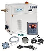 Générateurs de vapeur MA 9E - INOX - Gamme  PRO et SEMI-PRO - Pour hammams de 4 a 10 m3
