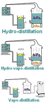 Quelle méthode de distillation voulez-vous utiliser ?