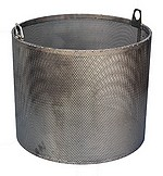 PANIERS INOX perfor�s -renforc�s  pour cuves