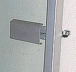 Poignée ALU porte basique