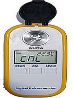 Réfractomètre portable numérique - Précision 0,3%