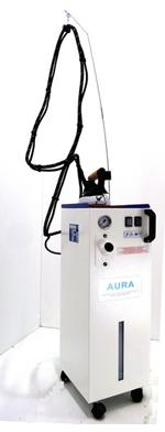 SIMBALI remplissage automatique - 5 litres - Cuve INOX - Mobile avec pied -  Vapeur sèche