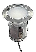 Kits de MINI SPOTS ALU - à encastrer- diamètre 55 mm