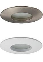 Kit éclairage BLANC hammam PRO - modèle SRM - ALU brossé ou Laqué BLANC - Eclairage concentré