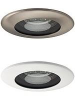 Kit éclairage BLANC hammam PRO - modèle SRP - ALU brossé ou  Laqué BLANC