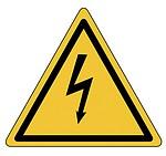Tension électrique d'alimentation