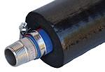 TUYAU VAPEUR  (liaison souple entre le générateur vapeur  et la cuve du distillateur